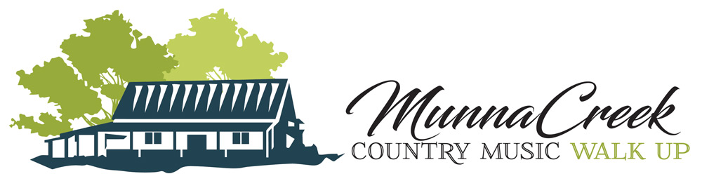 Munna Creek Country Music Walk Up logo